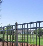 Florida Fence Distributors Products | METAL FENCE, ALUMINUM